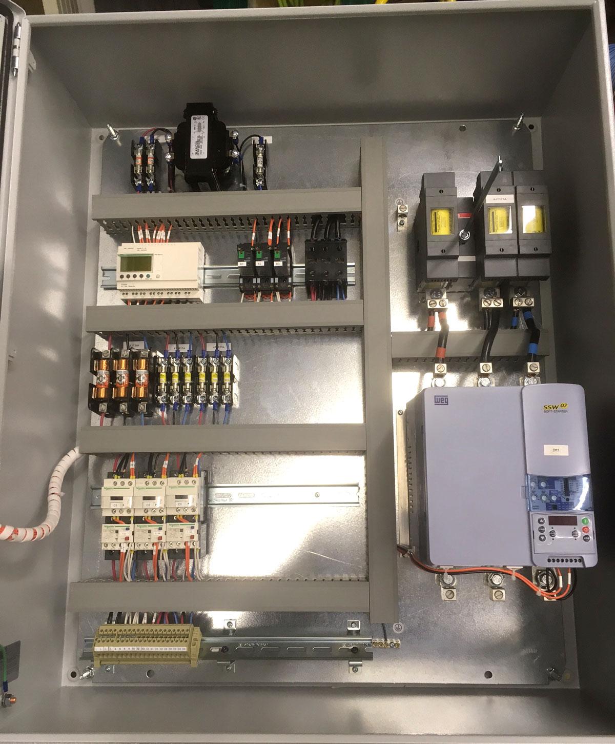Panneau de contrôle - Electric Control panel